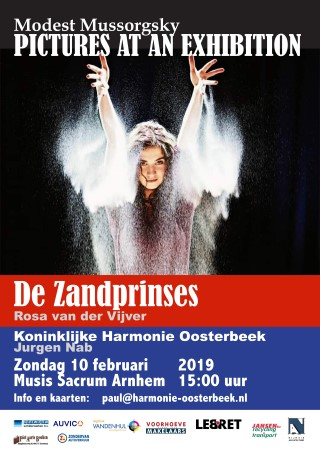 Pictures poster zandprinses