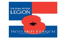Royal British Legion, afd. Holland